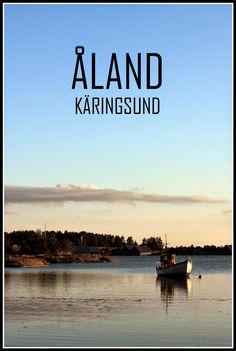 Käringsund, Åland  Archipelago