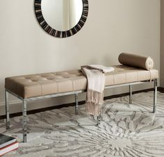 Archie Upholstered Entryway Bench 299