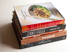 FN Dish editors share their favorite fall cookbooks.