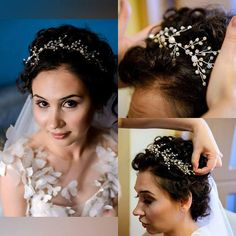 Wedding Tiara Wedding Crown Wedding Accessories Bridal Hair