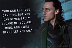 """Submission: """"You can run, you can hide, but you can never truly escape me. You are mine, and I will never let you go."""""""