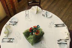 Enjoy@Burghotel Deutschlandsberg Table Settings, Table Decorations, Furniture, Home Decor, Decoration Home, Room Decor, Place Settings, Home Furnishings, Home Interior Design