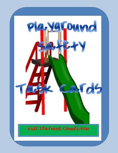 This activity provides students with practice in making decisions. The task cards present twelve different playground safety scenarios. Students are asked to view and& read the task cards and then decide if the situation describes a & or & action. Phonics Activities, Classroom Activities, School Classroom, Classroom Ideas, School Resources, Teacher Resources, Autism Resources, Health And Physical Education, Health Class