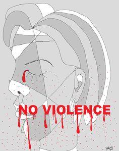 Giornata internazionale per l'eliminazione della violenza contro le donne - International Day for the Elimination of Violence against Women. www.stefanoderosasdisegni.it