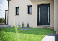 Garage Doors, Windows, Outdoor Decor, Home Decor, Exterior Decoration, Modern Mansion, Window, Interior Design, Home Interior Design