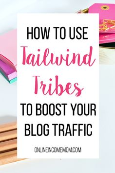 I love using Tailwind Tribes to explode my blog traffic!