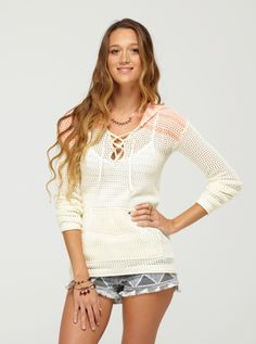 100% cotton Sun and Salt sweater #CozyCotton