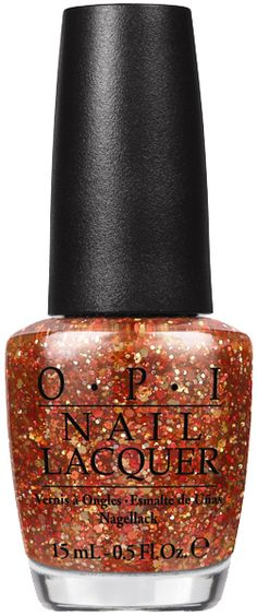 OPI Coca-Cola Nail Polish Collection – Coming Soon  OPI Orange You Fantastic! (inspired by Fanta Orange) – Glitter to the max in this juicy orange explosion!