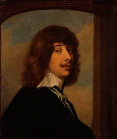 Algernon Percy, 10th Earl of Northumberland by Anthony van Dyck(reduced copy after) National Portrait Gallery, London      Oil on canvas...