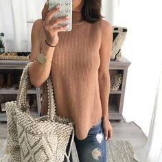 Isabel Sleeveless Knit