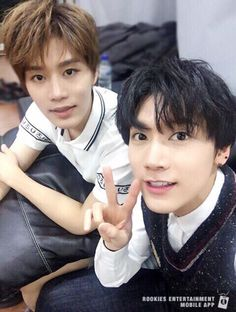 Ten and Taeil #SMROOKIES