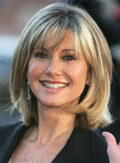 Layered Hairstyles Women Over 50 Length Hair Over 50 Years Old
