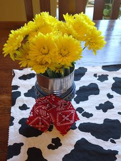 Daily Dose of Delight: Cowgirl Birthday Party