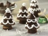 HERSHEY'S Chocolate Candy Trees ... #JadoreVoxBox #LoveandKISSES #HersheysKisses @HERSHEY'S KISSES
