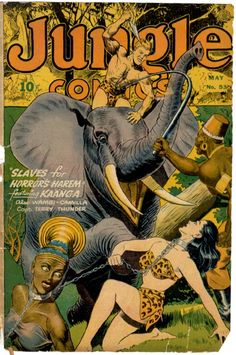 Jungle Comics #53