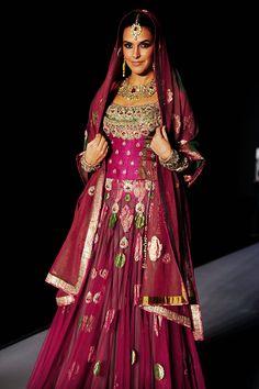 Neha Dhupia for Asheema Leena