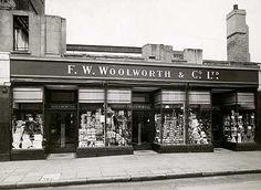 Woolworths Chrisp Street