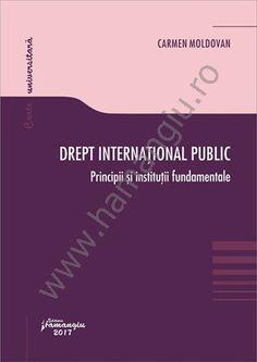 Drept international public - Carmen Moldovan