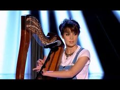 ▶ The Voice UK 2014 Blind Auditions Anna McLuckie 'Get Lucky' FULL - YouTube: What a crazy cool twist to a record that I didn't like so much before!