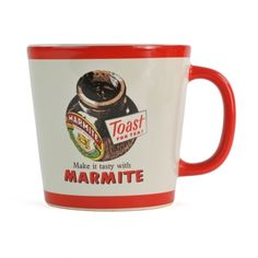 Marmite Egg Cup Assorted pack of four £11.95 - Gifts - Retro Lovely ...