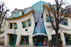 10. The Crooked House. Sopot, Poland | 10 Buildings That Have To Be Seen To Be Believed | EarthTripper| Page 1