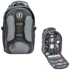 """Look At  5587 Expedition 7x Backpack for SLR Camera, Flash with Accessories & 15.4"""" Laptops, Black"""