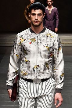 Galeria de Fotos Os lindos suéteres da semana de moda masculina de Milão // Foto 9 // Notícias // FFW