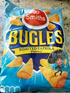 chips bugles lactosevrij Delhaize