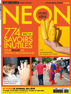 Hors série NEON n°1 - Best Of Savoirs Inutiles - Prismashop