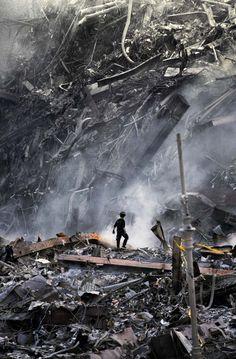 Photos : Le 11 septembre 2001 vu par l'agence Magnum 6
