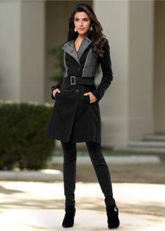 Mantel - beautiful coat for fall