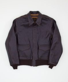 The Real McCoy's - Superdenim A2 flying jacket