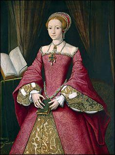 Portraits of Queen Elizabeth I, Part 1: Young Elizabeth (1545-1572) Elizabeth Bathory, Princesa Elizabeth, Tudor Black Bay, Casa Estilo Tudor, Elizabeth England, Los Tudor, Isabel I, The Queen's Gallery, Catherine Of Aragon