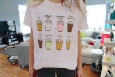 Frappuccinno T-Shirt · Elbell Apparel
