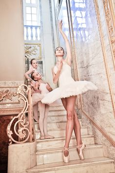 Natalia Kremen Ballet School by Vijay Jethwa