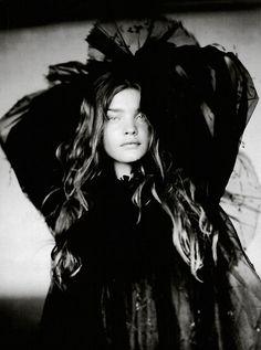 Morning Beauty | Natalia Vodianova by Paolo Roversi '10