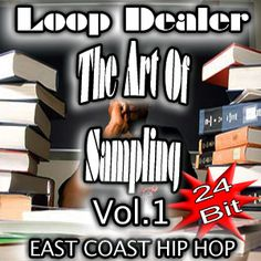 East Coast Hip Hop The Art Of Sampling Vol1 sounds from the likes of NY Hip Hop. Mixed with smooth slow hip hop beats and sampling. These kits and loops