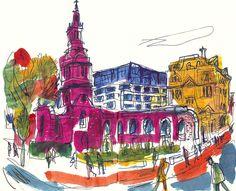 Christ Church - Greyfriars.