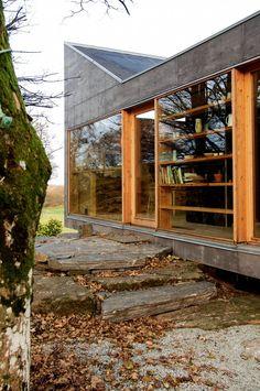 Best Ideas For Modern House Design & Architecture : – Picture : – Description Knut Hjeltnes – Farm house, Rennesoy Via, photos (C) Nils Petter Dale. Architecture Design, Residential Architecture, Prefab Homes, Interior Exterior, My House, Farm House, House Design, House Styles, Stavanger