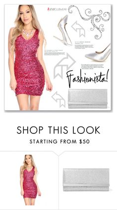 """""""AMICLUBWEAR 27/II"""" by amra-mak ❤ liked on Polyvore featuring Jimmy Choo and amiclubwear"""
