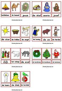 Juf Sanne Lesidee: woordkaarten met lidwoord