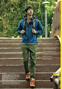 Song Joong Ki for The North Face (18)