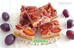 Slivkový koláčik - bezlepkový (fotorecept) - Recept