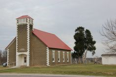 Slagle Missionary Baptist Church Polk Co. Photo by Rachael Irvine--Irvine's Place Photography Missionary Baptist Church, Church Building, Cathedrals, Barns, Buildings, Mansions, House Styles, Big, Places