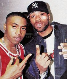 NAS & Methodman... Heaven!