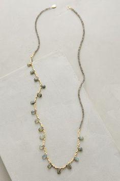 Labradorite Zermatt Necklace - anthropologie.com