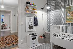 Perfekt barnrum alternativt arbets- eller gästrum