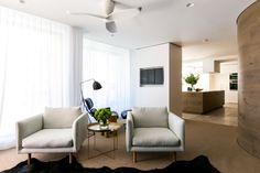 Необычная планировка квартиры в Сиднее | Дизайн|Все самое интересное о дизайне, архитектура, дизайн интерьера, декор, стилевые направления в интерьере, интересные идеи и хэндмейд