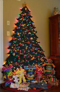 EZ TREE Alternative Christmas Tree Cardboard Christmas Tree By Bettinelli Part 41
