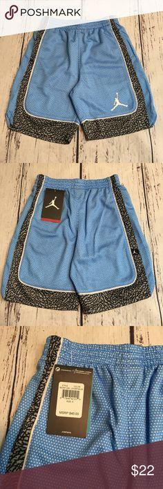 4280876a2c1 Nike Air Jordan Shorts Boys Baskeball Dri-Fit NIKE AIR JORDAN SHORTS BOYS  BASKETBALL KIDS